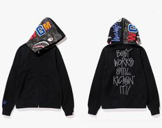 "A Bathing Ape x Stussy Fall/Winter 2013 ""Ill Collaboration"" Collection"