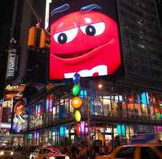 M&M's World: Times Square
