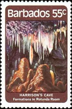 Science And Nature, Barbados, Geology, Postage Stamps, Natural, Pictures, Caves, Stamps, Photos