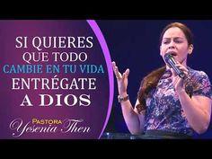 Yo Le Creo A Lo Que Dios Dice   Pastora Yesenia Then - YouTube