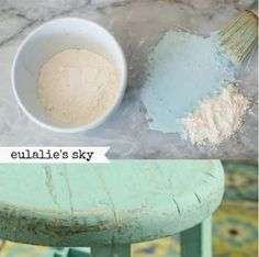 Milk Paint - Eulalie's Sky
