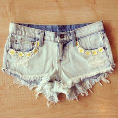 want to make these, little longer perhaps or on jeans :-)