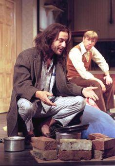 Jason Isaacs The Edinburgh Festival 1992. The Church Hill Theatre.