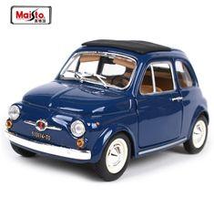 New Maisto Bburago 1:24 Fiat 500F(1965) Fiat 500L(1968) Retro Classic Car Diecast Model Car Toy New In Box Free Shipping Review Fiat 500l, Diecast Model Cars, Classic Cars, Create, Vehicles, Boxing, Miniatures, Motorbikes, Vintage Classic Cars