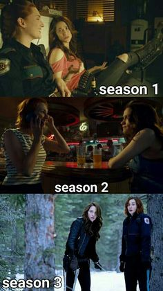 Series Movies, Movies And Tv Shows, Katherine Barrell, Waverly Earp, Waverly And Nicole, Carmilla, Nerd Geek, Sci Fi Fantasy, Favorite Tv Shows