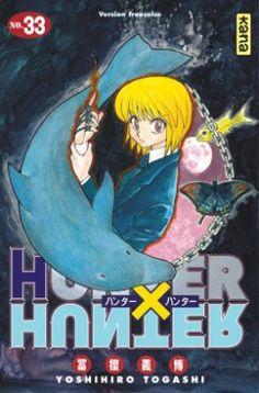 Découvrez Hunter X Hunter, Tome 33 de Yoshihiro Togashi sur Booknode, la communauté du livre