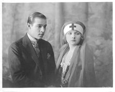 Rudolph Valentino & Alice Terry - The Four Horsemen of the Apocalypse 1921