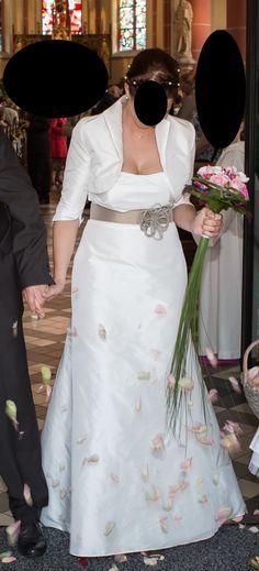 ♥ Wunderschönes Brautkleid von Linea Raffaelli ♥  Ansehen: http://www.brautboerse.de/brautkleid-verkaufen/wunderschoenes-brautkleid-von-linea-raffaelli/   #Brautkleider #Hochzeit #Wedding