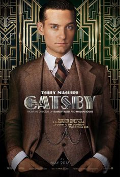 toby mcguire gatsby - Google Search