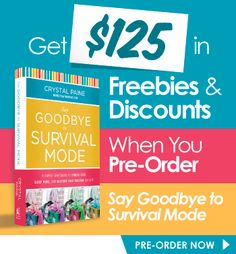 Get Over $125 in Freebies & Discounts When You Pre-Order My Book! :: Money Saving Mom®Money Saving Mom®