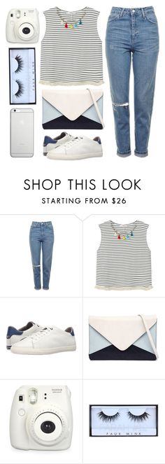 """Casual Delights"" by sweet-jolly-looks on Polyvore featuring Topshop, MANGO, Cole Haan, Jendi, Fuji, Huda Beauty, Native Union, SimpleOutfits, simple and topshop"
