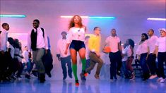 So I know this isn't Zumba but I'm all about kids getting up and dancing. Beyoncé - Let's Move Your Body ( Official Video ~ HD )