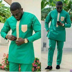 Men African Wear Men African Attire African Men Fashion