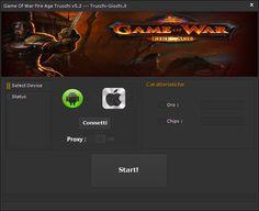 Game of war hack