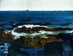 The Rich Water George Wesley Bellows - 1913