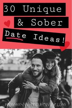 30 Enjoyable Dates That Don t Involve Alcohol Mommy Without Wine 30 Enjoyable Dates That Don t Involve Alcohol Mommy Without Wine mommy without wine mommywithoutwine Relationships It s almost Valentines day nbsp hellip date ideas unique Relationships Love, Relationship Advice, Sober Quotes, Unique Date Ideas, Date Activities, Valentines Date Ideas, Getting Sober, Dinner And A Movie, Sober Living