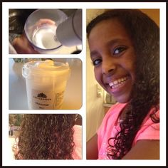 DIY Krølleguf 2/3 shea Smør ( fx fra Helsam.dk) + 1/3 kokosolie, varmes til det er næsten smeltet og piskes derefter til det har konsistens som guf. Krammes i vådt hår. Natural Hair Care, Natural Hair Styles, Afro, Curls, Hairstyles, Haircuts, Hairdos, Natural Care For Hair, Hair Makeup