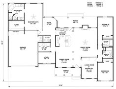 House On Pinterest Floor Plans Traditional House Plans And House