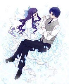 Que bonita pareja hubiera sido esta!