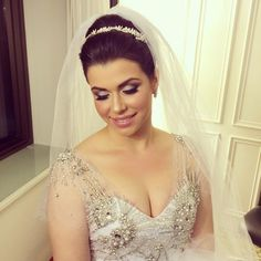 Noiva  Anna. Bride. Wedding. Makeup. Beauty. Hair.