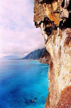 Chingshui Cliff, Hualien #Taiwan 花蓮 清水斷崖
