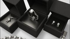 Helen Collection - Organic Angel Diamond Jewellery Set