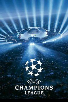 The Football Champions League Football Love, Sport Football, Champions League Finale, Madrid Wallpaper, Wallpaper Desktop, Messi And Ronaldo, Soccer League, Football Wallpaper, Football Stadiums