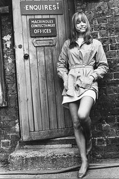 Suzy Kendall in Up The Junction, 1967