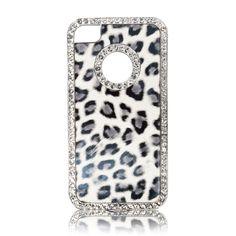 Page D. Animal Print and Rhinestone iPhone Case #VonMaur