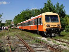 Caravelle X-4590 at Brignoles station. Train touristique du centre var #provenceverte #provence #var