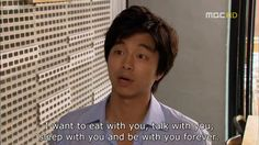 Gong Yoo as Choi Han Gyul - Coffee Prince Gong Yoo Coffee Prince, I Want You Forever, Goong Yoo, My Love From Another Star, Playful Kiss, W Two Worlds, Love K, Korean Actors, Korean Dramas