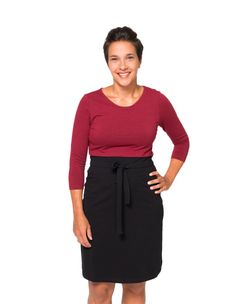 09d47f2192 nursing tops - Momzelle Womens Breastfeeding Emilie Layered Nursing Dress  XXtraLarge Heather Red Black   Figure out even more concerning the wonderful  item ...