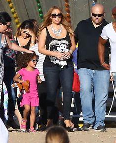 Mariah Carey Photos - Mariah Carey Enjoys a Day at the Fair in Malibu - Zimbio