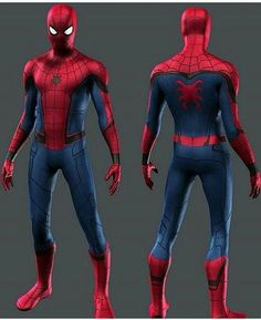 .Civil War/ Homecoming Spidey suit