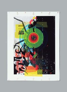 Test Print #3  £95.00  Aesthetic Apparatus