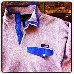 Vintage patagonia fleece pullover  by flannelSHACK on Etsy, $69.00