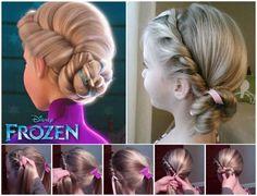 Frozen Hairdo