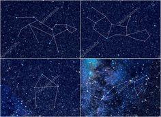 Znalezione obrazy dla zapytania znaki zodiaku gwiazdozbiory