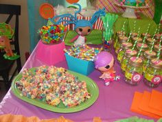 Lalaloopsy Party Birthday Party Ideas | Photo 1 of 50 | Catch My Party