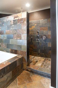 Modern Bathroom by Modern Craft Construction, LLC