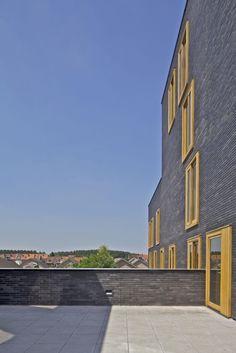 Hollande Béthune Social Housing / FRES Architectes