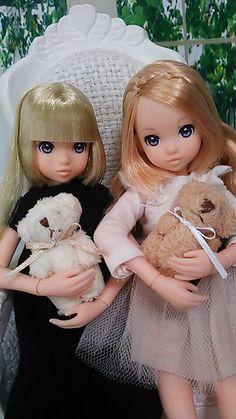 Ruruko dolls