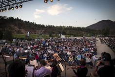 3.000 personas disfrutaron con la función gratuita del concierto Amor sin barreras en el Parque Bicentenario