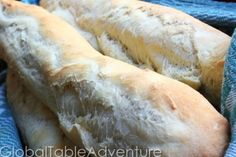 Cuban Bread (for cuban pressed sandwiches!)