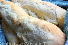 Cuban Bread (for cuban pressed sandwiches!)