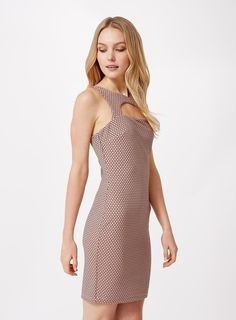 Designer Clothes, Shoes & Bags for Women Curve Dresses, Sexy Dresses, Pink Texture, Pink Fashion, Dusty Pink, Miss Selfridge, Bodycon Dress, Powder, Blush