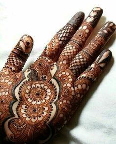 Beautiful Henna Mhendi - New Mhendi Designs Stylish Mehndi Designs, Mehndi Designs For Girls, Unique Mehndi Designs, Wedding Mehndi Designs, Henna Designs Easy, Dulhan Mehndi Designs, Beautiful Mehndi Design, Latest Mehndi Designs, Henna Tattoo Designs