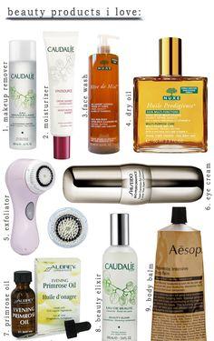 Beauty Products I Love + Skin Talk : Honey Kennedy