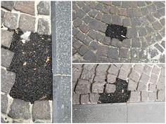 VOMERO, VIA LUCA GIORDANO: BUCHE RATTOPPATE CON L'ASFALTO http://www.napolitoday.it/blog/vomero/vomero-via-luca-giordano-buche-rattoppate-con-l-asfalto.html