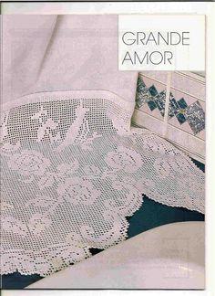 Crochet Art des bordures arte de bordar 27escaneada(2) - Isabel Cristina Mejia - Picasa Web Albums